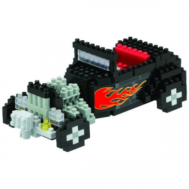 Hot Rod nanoblock