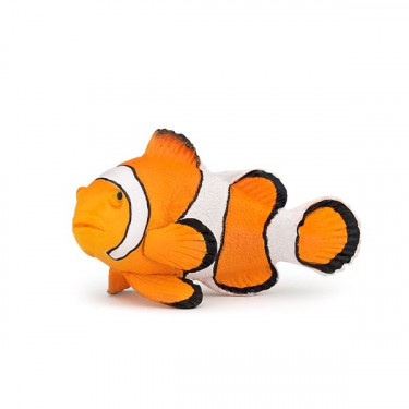 Poisson clown, figurine PAPO 56023