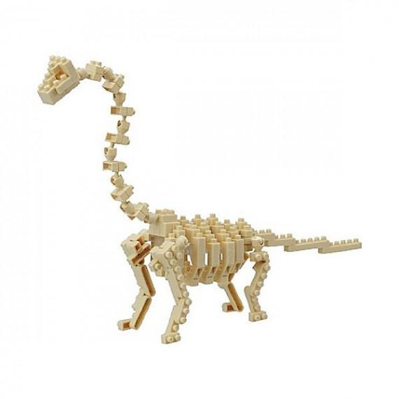 Brachiosaure nanoblock