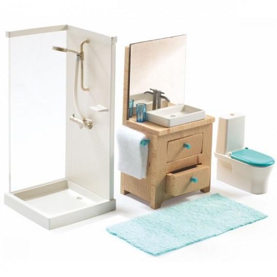 Salle de bains Djeco 7824