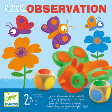 Little Observation, jeu DJECO 8551