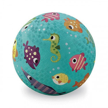 Ballon 13cm Poissons CROCODILE CREEK