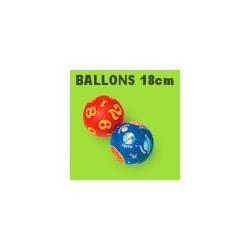 Ballon 15 à 22 cm