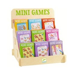 Mini jeux DJECO