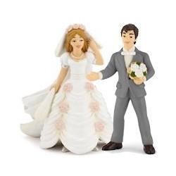 figurines mariés et princesses