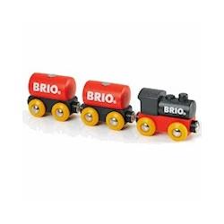 Locomotives et trains à pousser BRIO