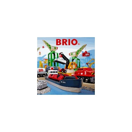 Train en bois BRIO