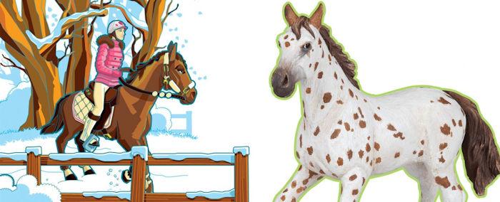 chevaux & cavaliers PAPO